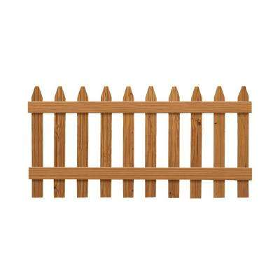wood fencing fencing the