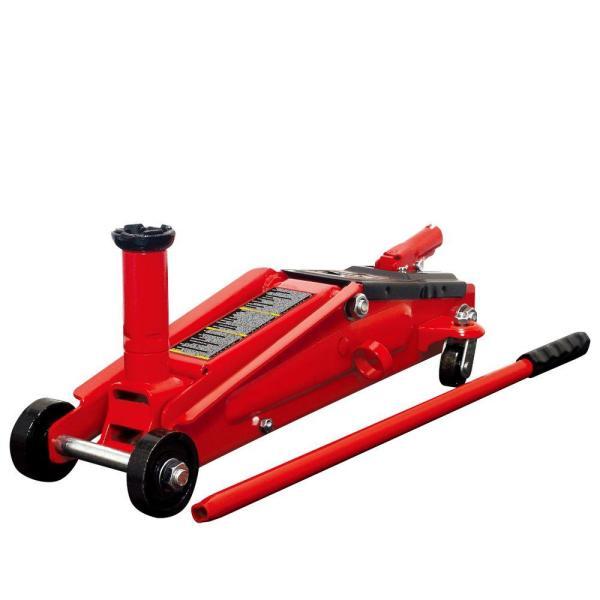 Big Red 3.5-ton Steel Floor Jack-t83502 - Home Depot