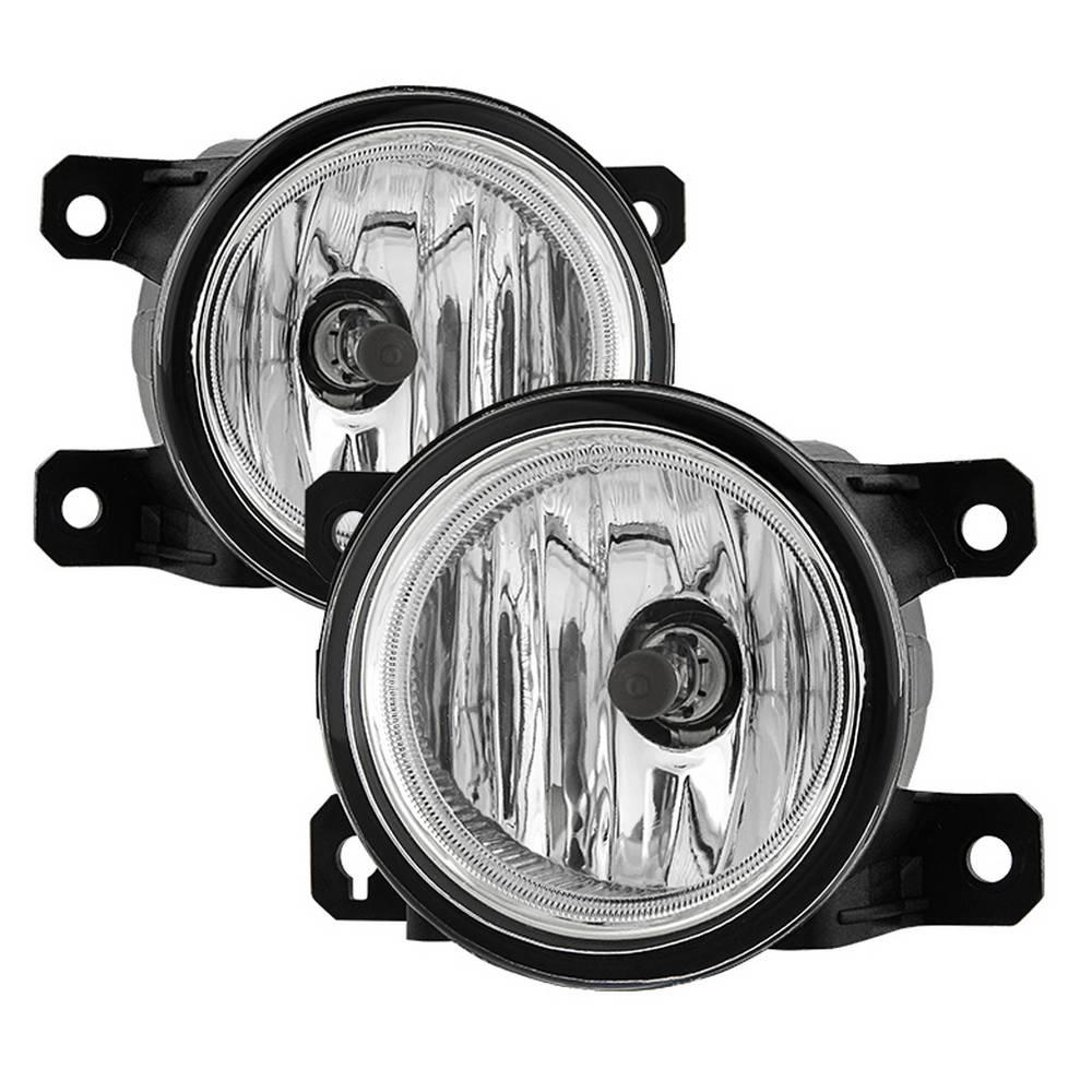 hight resolution of honda pilot 2015 2016 oem fog lights w switch clear