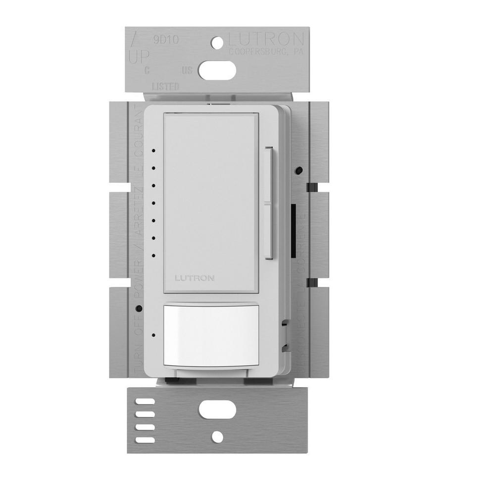medium resolution of lutron maestro c l dimmer and vacancy motion sensor single pole and multi location