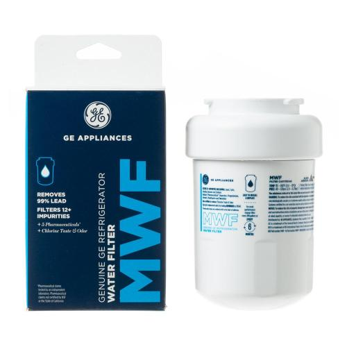 small resolution of genuine mwf water filter for ge refrigerators