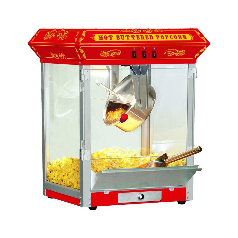 hight resolution of popcorn machine