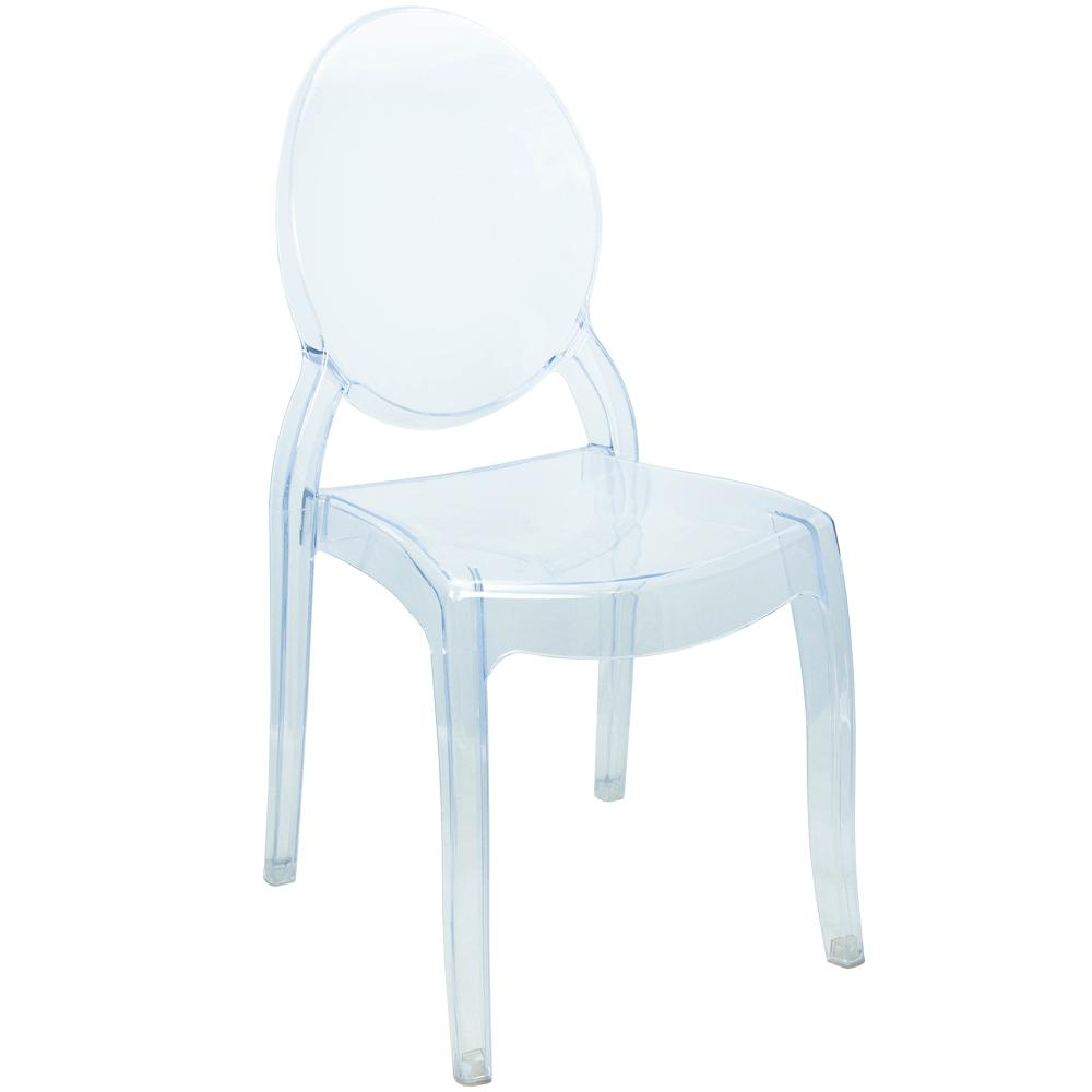 ghost chairs dining and table sets advantage oversized clear chair l the home depot
