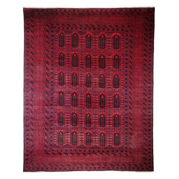 Darya Rugs Tribal Red 9 Ft. 10 In. X 12 5 Indoor Area Rug-m1753-93 - Home Depot