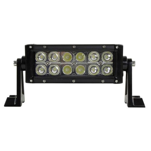 small resolution of led 7 in off road light bar with spot and flood beam pattern