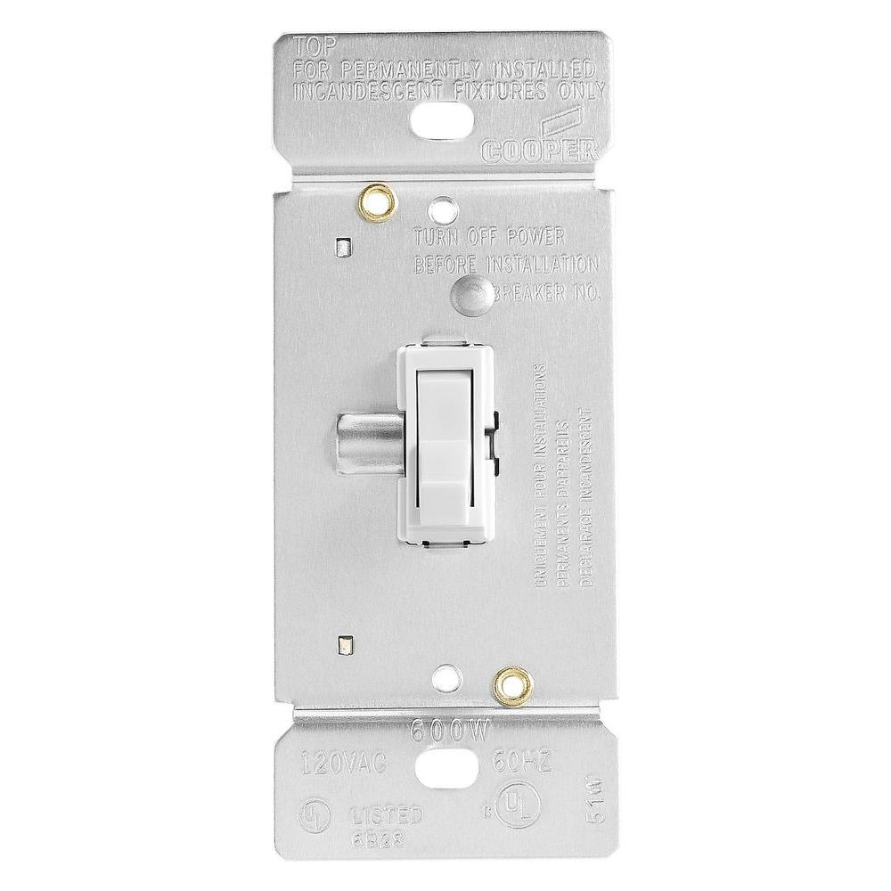 hight resolution of trace 600 watt dimmer with combination single pole 3 way unit white