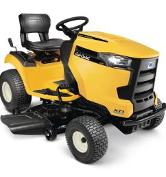 cub cadet lt 42 in 547cc fuel injected engine gas hydrostatic lawn rh homedepot com cub cadet mower wiring diagram cub cadet 50 inch mower [ 1000 x 1000 Pixel ]