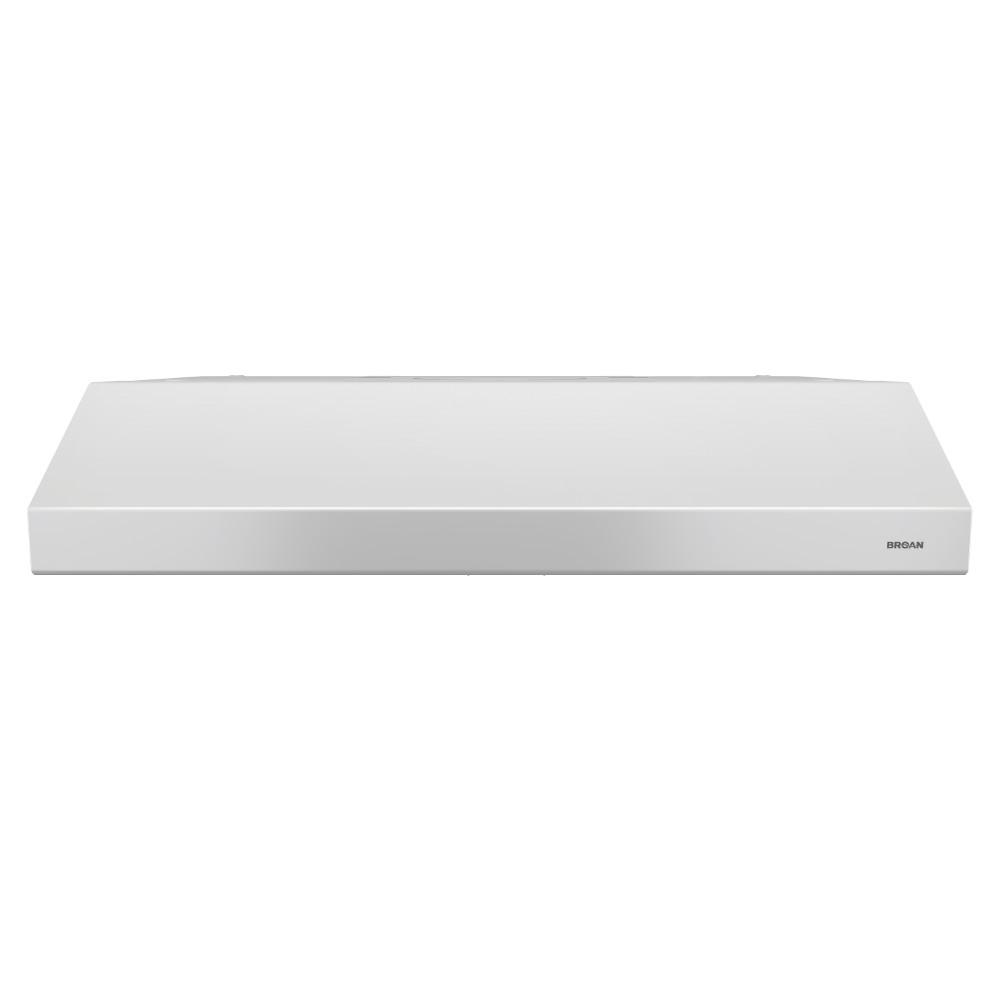 hight resolution of broan sahale deluxe 36 in convertible under cabinet range hood with light in stainless steel