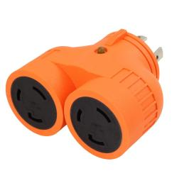 ac works generator v duo outlet adapter l14 30p 30 amp 4 prong 3 [ 1000 x 1000 Pixel ]