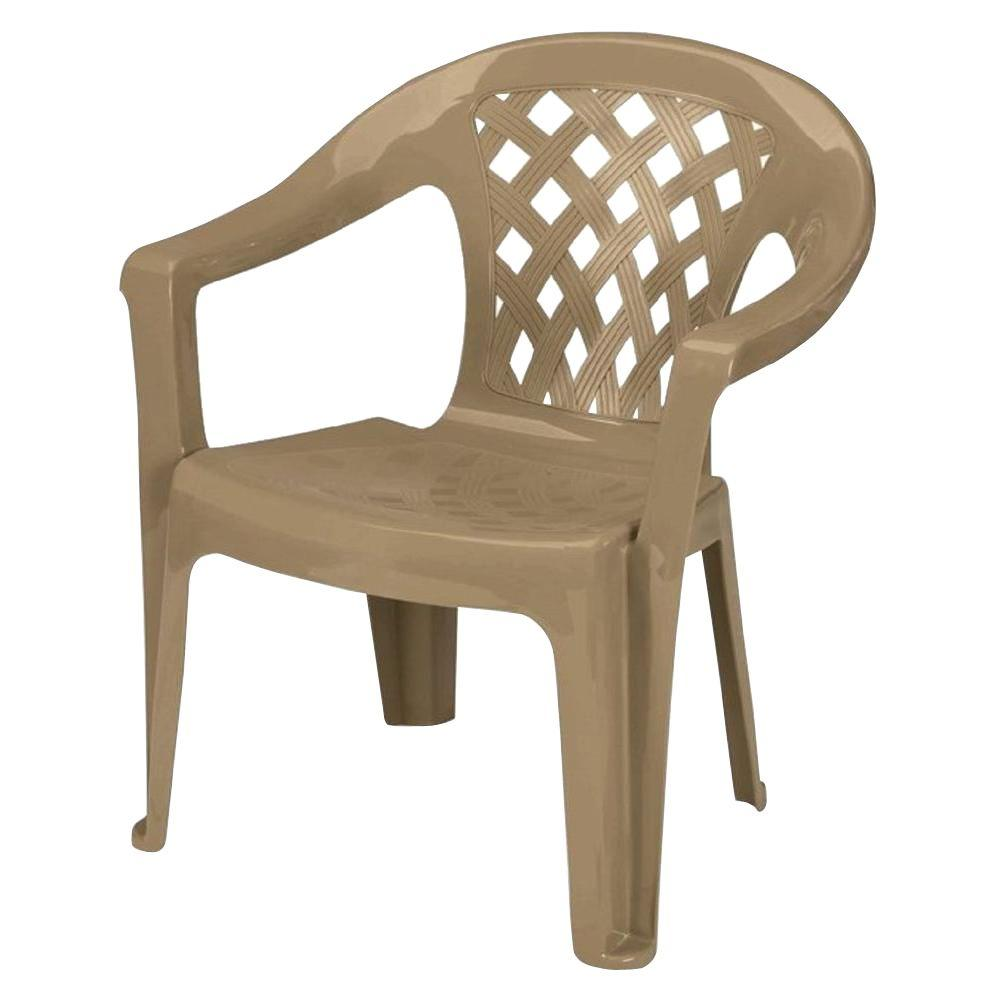 big and tall outdoor resin chairs the best gaming chair unbranded mushroom patio lounge 232979 home depot