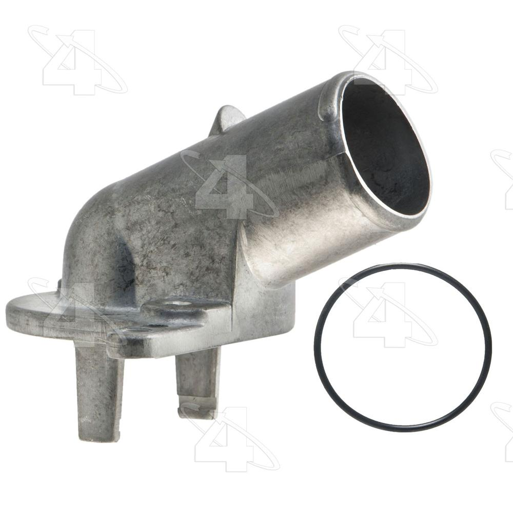 hight resolution of thermostat housing