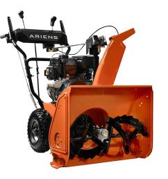 ariens classic 24 in 2 stage electric start gas snow blower 920025 wiring diagram for electric snow blower [ 1000 x 1000 Pixel ]