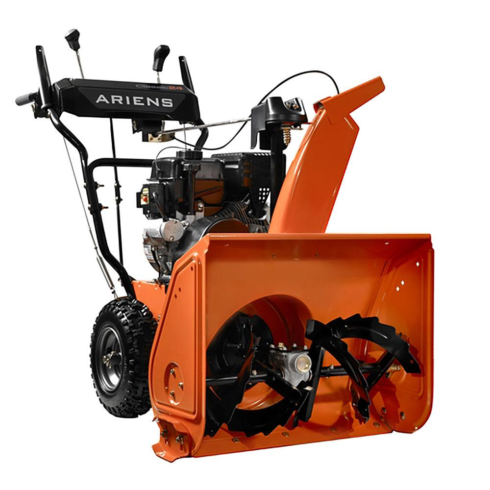hight resolution of ariens classic 24 in 2 stage electric start gas snow blower 920025 wiring diagram for electric snow blower
