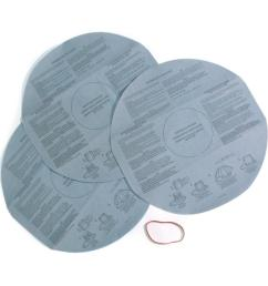 disposable filter for shop vac and genie wet dry vacs 36 pack [ 1000 x 1000 Pixel ]