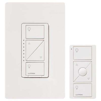 two gang light switch wiring diagram yellowstone volcano alexa smart switches lighting the home depot caseta wireless dimmer and remote kit for wall ceiling lights white