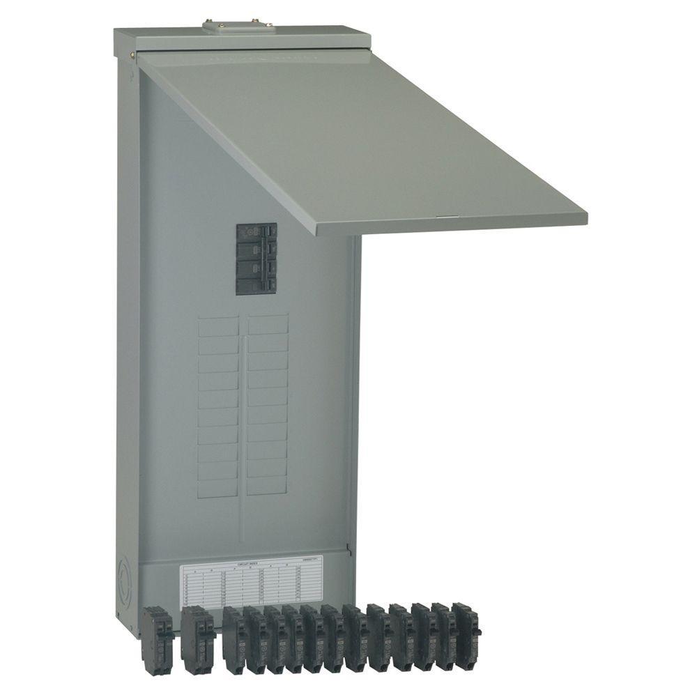 medium resolution of ge powermark gold 200 amp 20 space 40 circuit outdoor main breaker ge 200 amp panel wiring diagram