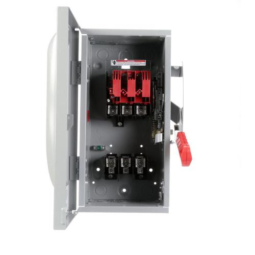 small resolution of siemens 30 amp 3 pole 3 wire negative ground heavy duty switch rh homedepot com electrical disconnect box electrical disconnect box