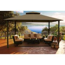 Stc Paragon-outdoor 11 Ft. X 14 Avalon Gazebo-gz584s