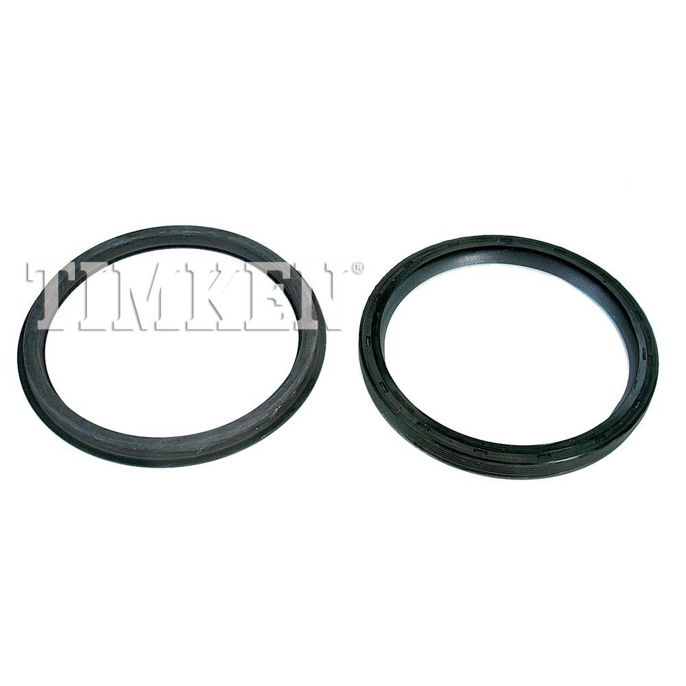 Timken Rear Engine Crankshaft Seal fits 1989-2009 Dodge