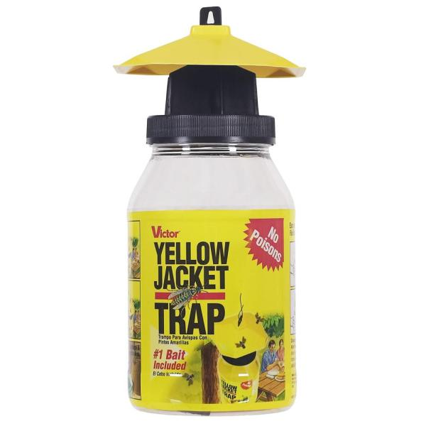 Victor Reusable Yellow Jacket And Flying Insect Trap-m362