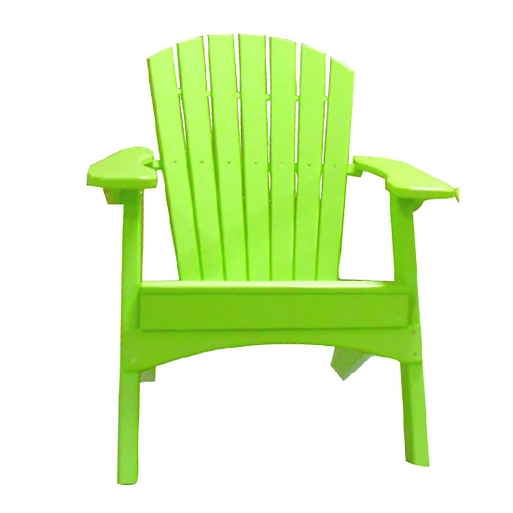 Lime Green Chairs Perfect Choice Lime Green Plastic Adirondack Chair