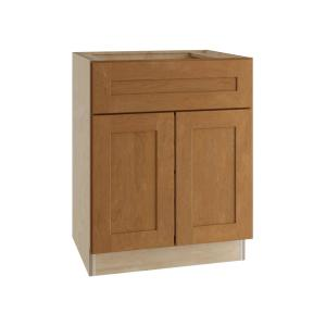 sink kitchen cabinets corner shelving unit assembled 60x34 5x24 in base cabinet unfinished oak hargrove 30x34 5x21 vanity cinnamon