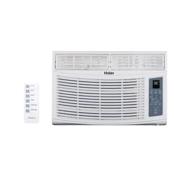 Lg Electronics 23 000 Btu 230 208-volt Window Air Conditioner With Cool Heat And Remote