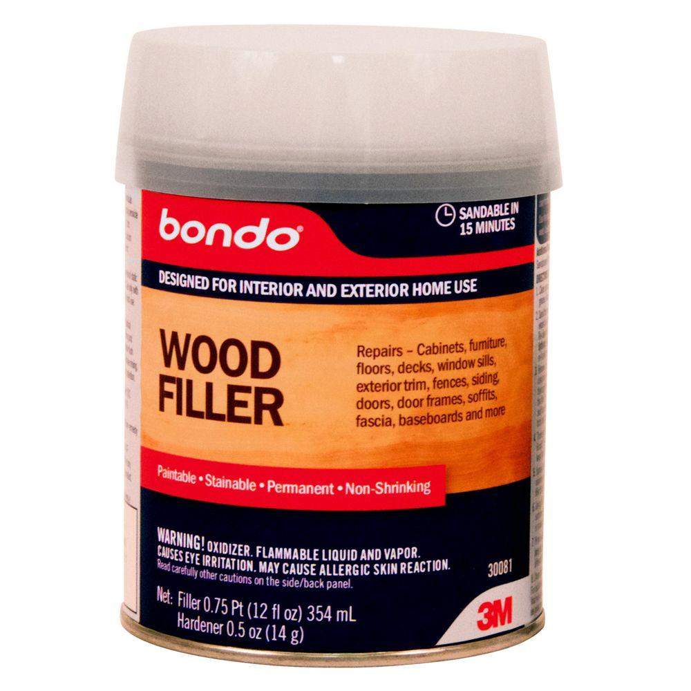Stainable Wood Filler Home Depot