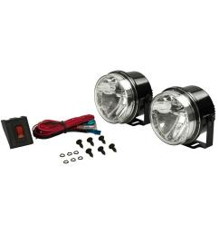 blazer international 4 in led round high performance driving light kit [ 1000 x 1000 Pixel ]