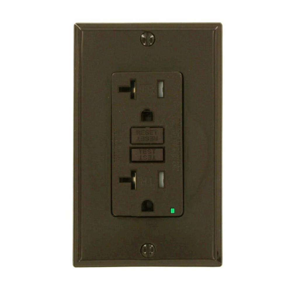 Wiring A Gfci Outlet And Light Switch