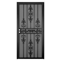 Security Screen Doors Home Depot