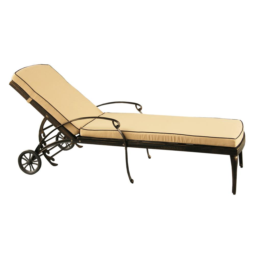 outdoor chaise lounge chairs with wheels plans for adirondack rocking chair contemporary modern mesh lattice aluminum patio garden pool in bronze and