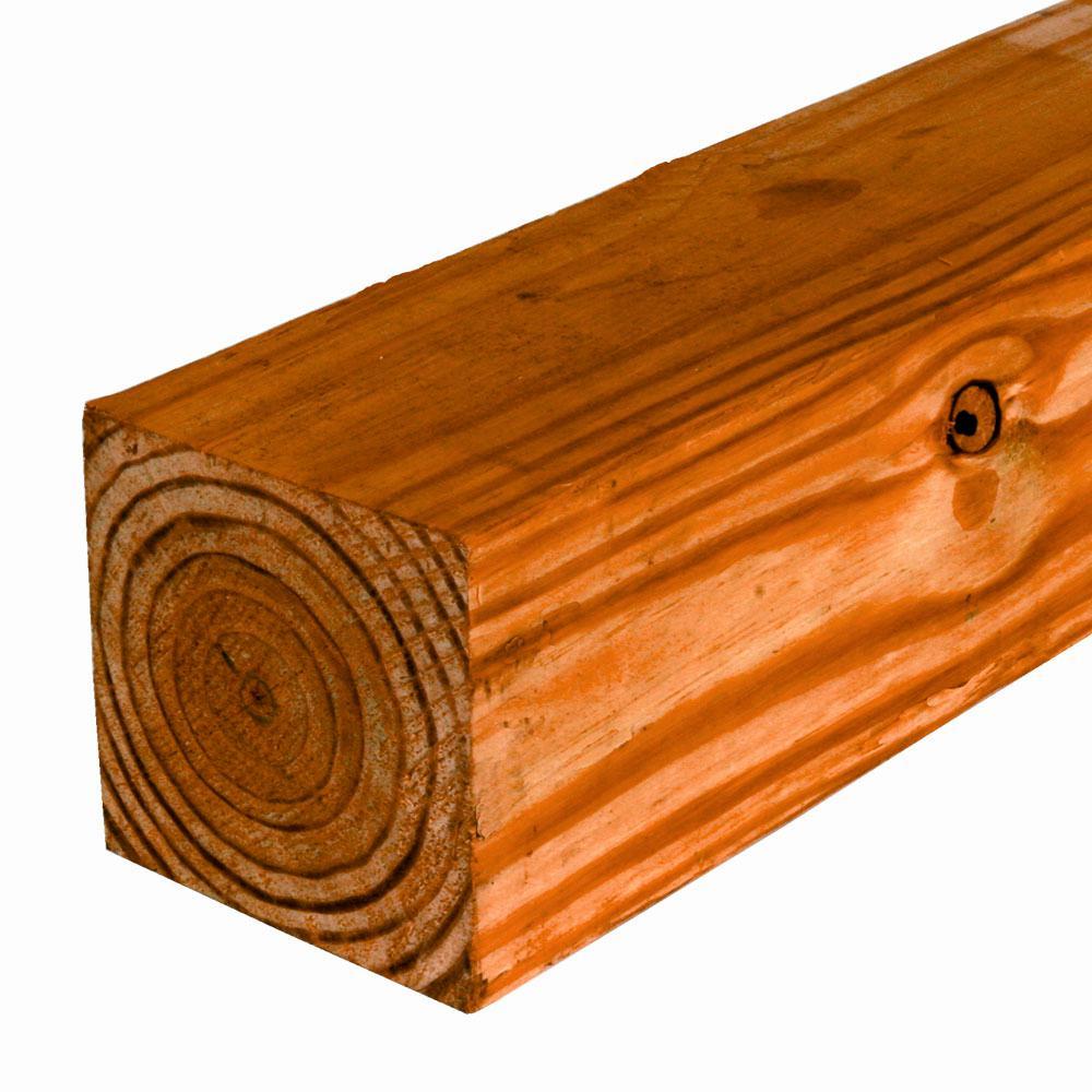 Cedar Tone Pressure Treated Lumber