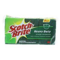 Scotch-Brite Heavy-Duty Scrub Sponge (9-Pack)-429-CC - The ...
