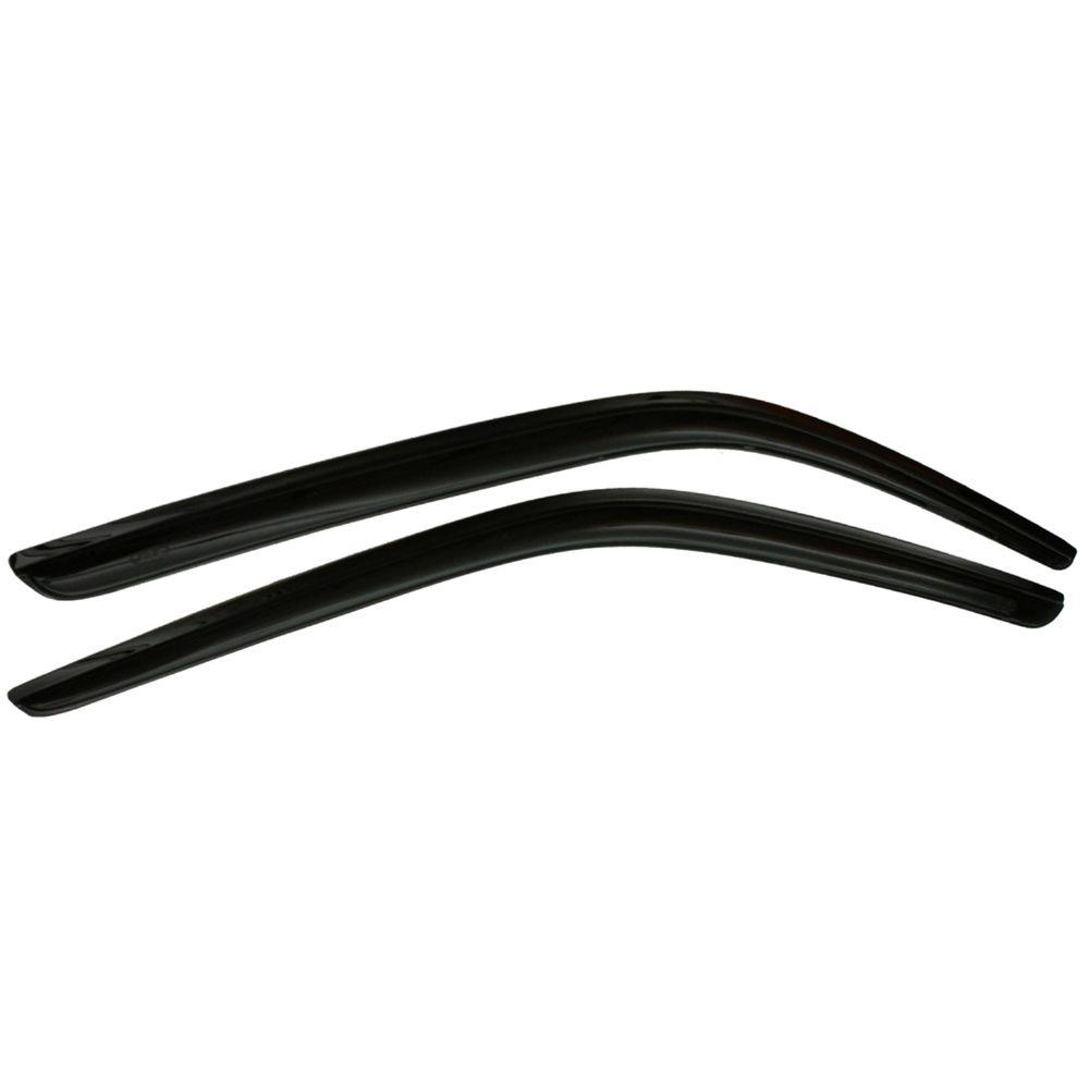 hight resolution of original ventvisor 1995 to 2004 toyota tacoma standard cab window deflector 2 piece