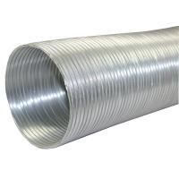 Speedi-Products 6 in. x 96 in. Round Aluminum Flex Pipe-EX ...
