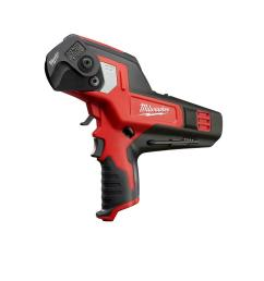 milwaukee m12 12 volt lithium ion cordless 600 mcm cable cutter tool  [ 1000 x 1000 Pixel ]