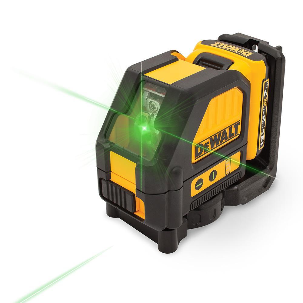 Dewalt Laser Level Measuring Tools The Home Depot