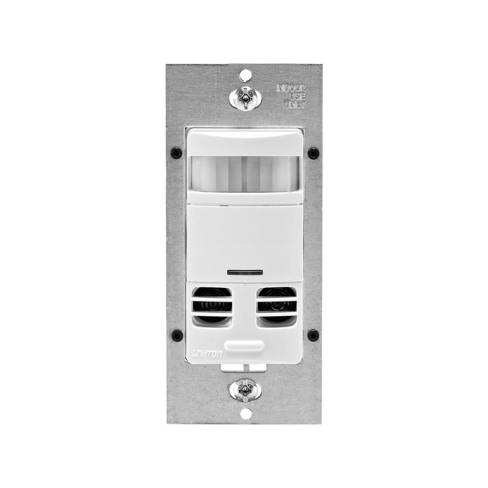 hight resolution of multi technology wall switch motion sensor