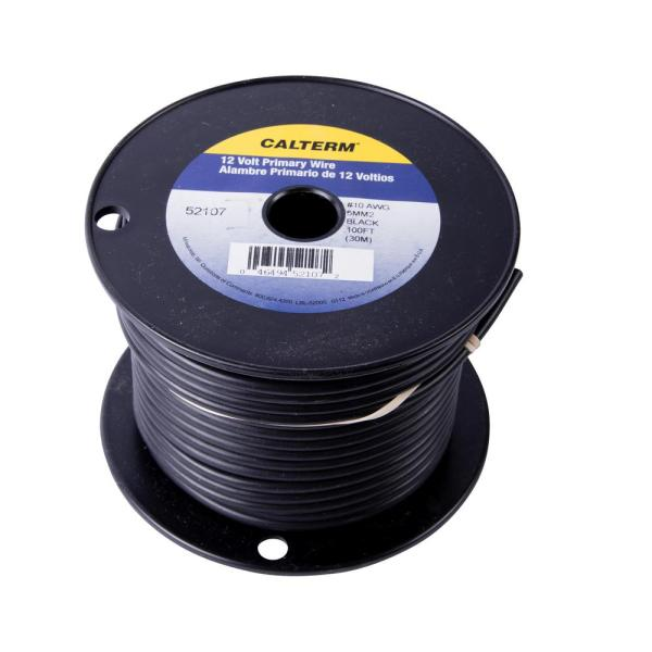 Southwire 100 Ft. 10 3 Solid Romex Simpull Cu Nm- Withg Wire-63948426 - Home Depot