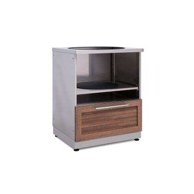 outdoor kitchen storage cart cabinets ft myers fl grove the 28 in w x 36 5 h 24