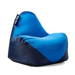 Big Joe Bean Bag Chair Dining Covers For Sale In Johannesburg Spandex Navy Blue Warp And Smartmax 1180286