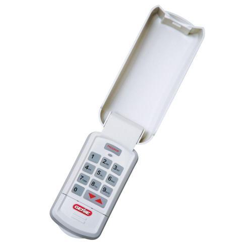 small resolution of genie garage door opener wireless keyless keypad entry system