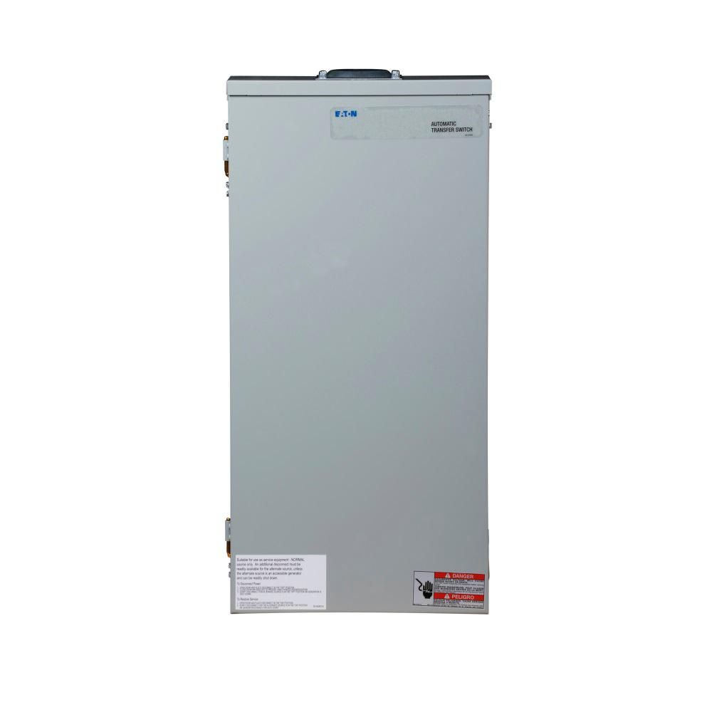 medium resolution of eaton 200 amp green automatic transfer switch with surge protection