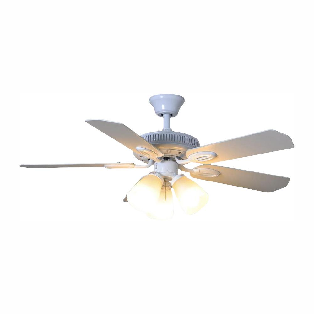 hight resolution of hampton bay glendale 42 in led indoor white ceiling fan with light hampton bay glendale ceiling fans wiring free download wiring