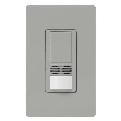 small resolution of lutron maestro dual tech motion sensor switch 6 amp single pole gray dual technology occupancy sensor on wiring a lutron occupancy switch