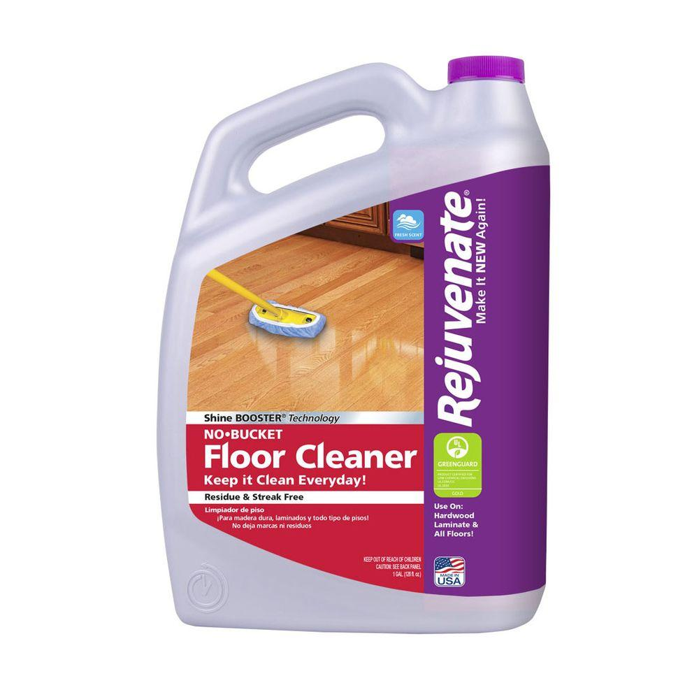 Rejuvenate 128 oz Floor Cleaner For Laminate Hardwood