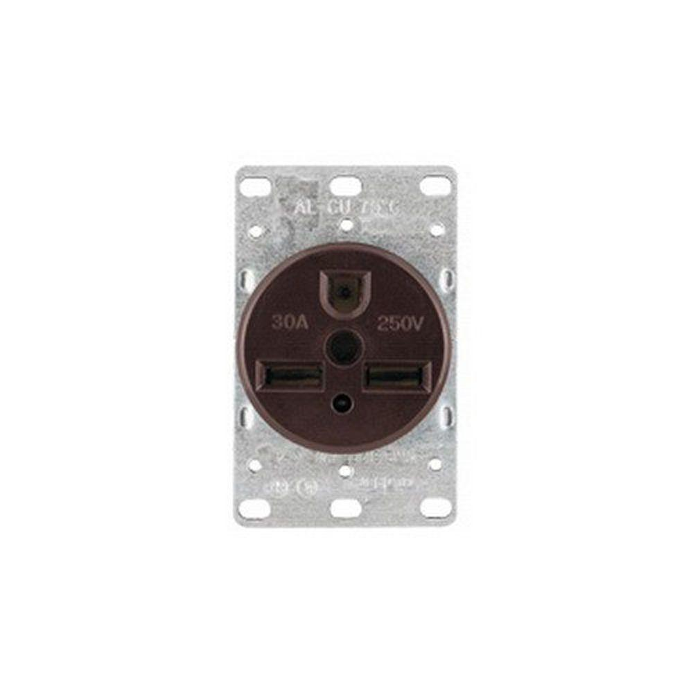 medium resolution of eaton 30 amp 250 volt 6 30r power receptacle