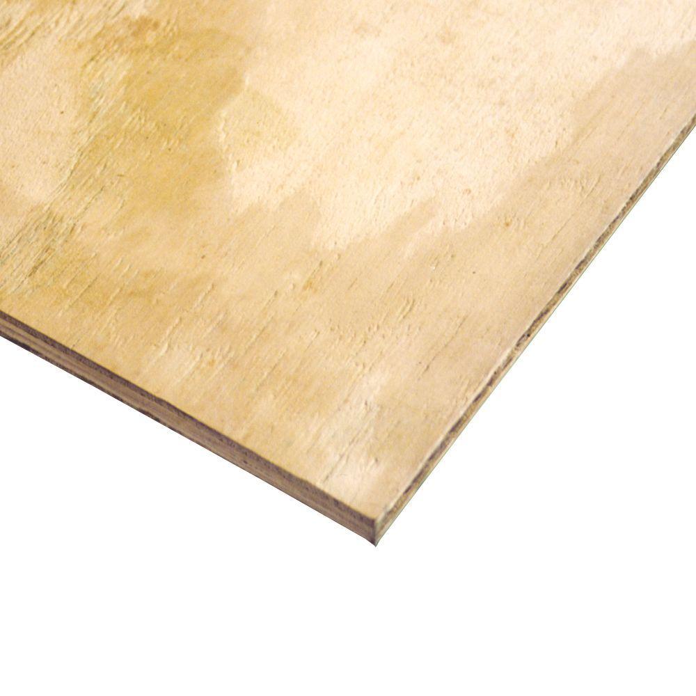 14 Inch Plywood Menards