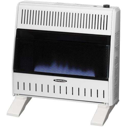 small resolution of reddy heater 30 000 btu blue flame dual fuel wall heater with blower
